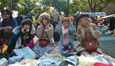 Flea Market Japan