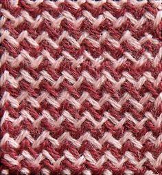 Stitch 31 - Herringbone