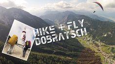 Paragliding, Hiking, Mountains, Nature, Travel, Alps, Walks, Naturaleza, Viajes