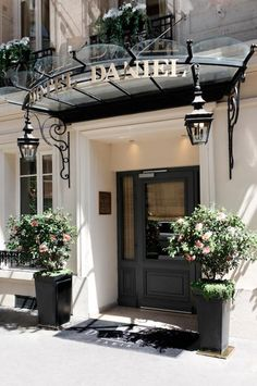 Hotel Daniel Paris A Relais & Chateaux property Casa Hotel, Grand Hotel, Canopy Outdoor, Canopy Tent, Canopies, Canopy Curtains, Canopy Bedroom, Backyard Canopy, Fabric Canopy
