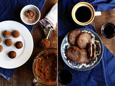 Chewy Chocolate Ginger-Spice Cookies // Hungry Girl por Vida