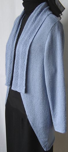 Ravelry: ML167 Shape & Drape Cardigan pattern by Maddy Cranley