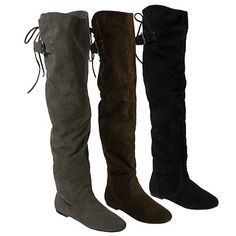 Next shoe purchase... over the knee boots! (I'm slightly obsessed with boots)