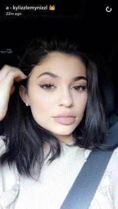 Kylie Jenner Hair, Kylie Jenner Style, Kendall Jenner, Kylie Kardashian, Makeup Looks, Hair Makeup, Jenners, Gossip, Selfies