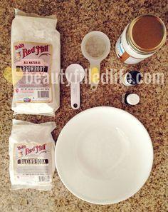 Beauty Filled Life: I Made Homemade Deodorant! A DIY