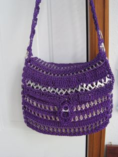 Purple PoP! by Laura on Etsy