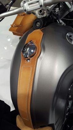 BMW R Ninet scrambler Special Luismoto in eicma 2016