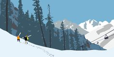 Hike the bowl.  Off piste skiing and out of bounds skiing