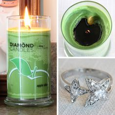 The Silly, Scammy World of Diamond Candles- legit or not? Costume or real? You be the judge!