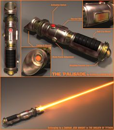 I WANT A LIGHTSABER!!!!
