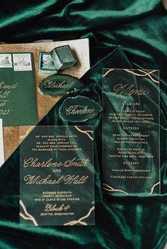 Emerald City Wedding Inspo in an Urban Loft - Wedding - . - Emerald City Wedding Inspo in an Urban Loft – Wedding – Emerald Wedding Colors, Emerald Green Weddings, Fall Wedding Colors, Emerald City Theme, Wedding Flowers, Teal Weddings, Emerald Green Dresses, Garden Weddings, Themed Weddings