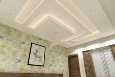 9 Vivid Tips AND Tricks: False Ceiling Design Faux Wood Beams false ceiling with fan home.False Ceiling Design With Chandelier wooden false ceiling simple. Ceiling Lights, Ceiling Decor, Ceiling, False Ceiling Design, Ceiling Design, Simple Bedroom, Ceiling Light Design, Ceiling Beams, Living Room Designs