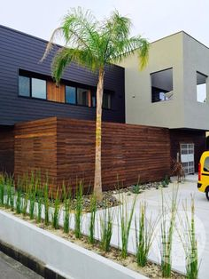 California Style, House Front, Curb Appeal, Pergola, Garage Doors, Backyard, Exterior, Outdoor Structures, House Design