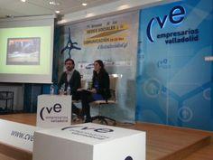 Empieza @José Esteban Mucientes Manso en #RedesSocialesCyL