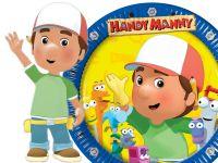 Festa Handy Manny per bambino http://www.eccolafesta.it/compleanni/festa-per-bambini/festa-bambino.html