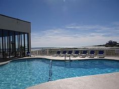 Sands Beach Club is a wonderful oceanfront property that has oceanfront or ocean view balconies; in some condos you can enter the balcony from both the spacious living area and master bedroom. Dining area for entertaining ...
