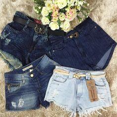 {promo 20%} Arrase nesse Verão com um desses modelos de shorts jeans por apenas R$8792 à vista! Tamanhos 36 ao 44  A  Compre pelo site http://ift.tt/PYA077.  Dúvidas ou informações pelo whats 47 9953-1716.  Agende sua visita em nosso showroom em Jaraguá do Sul!