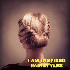 I am inspired hairstyles