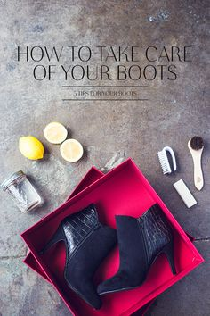 Today on #thechrisellefactor talking about How Take Care Of Your Boots so they will last season after season! This is a MUST for all shoe lovers>>>http://bit.ly/1r3YIBa