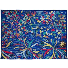 Shop tapestries and other wall décor and wall art from the world's best furniture dealers. Modern Tapestries, Wall Decorations, Cool Furniture, Stitching, Flora, Africa, Tapestry, Colours, Paintings