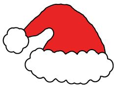 What's In Santa's Hat?  Depending on the size of the party, get several large, fabric Santa hats.     Place the same items into each hat – marbles, candy canes, pinecones, and toy cars for example.     The children feel the hats and write down a list of the items that they think are inside.     The person with the most complete list wins the game