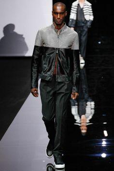 60702d6b5c30 Emporio Armani SpringSummer 2015 Collection - Milan Fashion Week -  DerrriusPierreCOm053 Gentleman Style