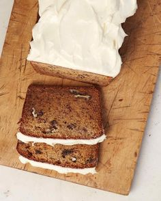 The Best Banana Bread   Martha Stewart Living - The batter for this easy-to-make banana bread is enriched with sour cream, which gives it a subtle tang and super moist texture.