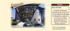 AND555 Parque Tecnológico de Andalucía. Málaga  Edificio de Oficinas en venta o alquiler
