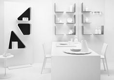 Magnete Shelving System by DesignYouEdit