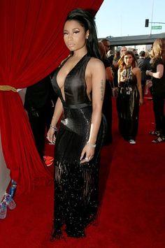 Grammys 2015 un tapis rouge excentrique: Nicki Minaj
