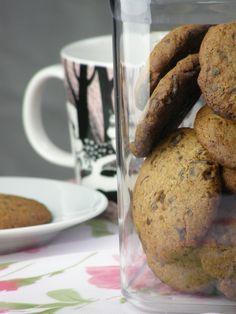 Veikeä Verso: Gluten-Free Chocolate Oat Cookies