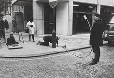 Tony Ray Jones: Brook Street, London, W1, 1968