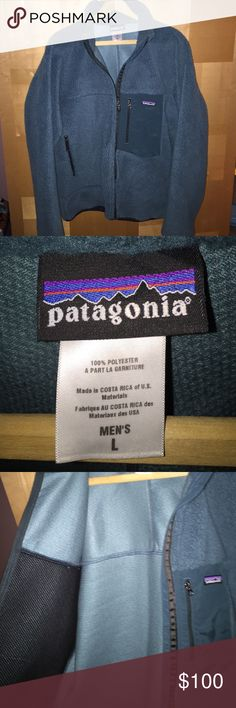 Patagonia retro-x teal Condition 10/10 no flaws very warm Patagonia Jackets & Coats Performance Jackets