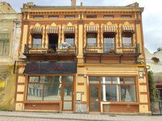Constanta Romania, Mansions, House Styles, Buildings, Home Decor, Decoration Home, Manor Houses, Room Decor, Villas