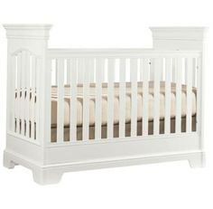 Shop for Young America Tribute Crib, and other Baby Beds at Kittle's Furniture in Indiana and Ohio. Can a crib be stately? The Tribute Crib has boldly grand lines that are striking and graceful in Young America colors - your choice of Baby Boy Nurseries, Baby Cribs, Baby Beds, Baby Rooms, Baby Furniture, Find Furniture, Traditional Cribs, Blue Crib, Stanley Furniture