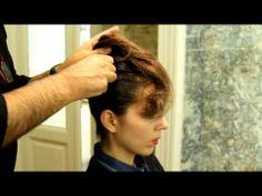 Acconciature matrimonio o per serate speciali - by Goran Viler Hair SPA in Trieste - dal blog di Irene Colzi - #hair #beauty