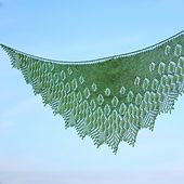 Ravelry: Laura's Leaves pattern by Emily K Williams