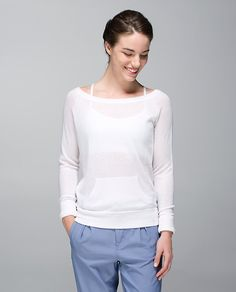 Lululemon Chai Time Pullover