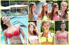 Miss World Hungary 2016 Swimsuit Photoshoot