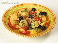 Tajine di pesce con patate e pomodori: Ricette Marocco | Cookaround