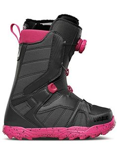 Thirtytwo STW Boa Womens Snowboard Boots Grey Size 85 * Check this awesome product by going to the link at the image. (Amazon affiliate link)