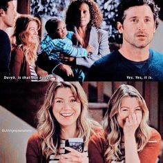 """2,403 Likes, 19 Comments - (j)april stan (@uhhhgreysanatomy) on Instagram: """"≫8.10 ≫ One of the cutest scenes in greys history ♀️ Q: fav greys kid? A: Zola """""""