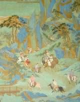 Explain how the ancent chinese used the mandate of heaven to explain the change between dynasties?