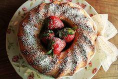my sweet cloud: Na Cozinha {Bundt cake}