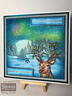 New Crafter's Companion stamps designed by Donna Ratcliff - Crafter's Companion