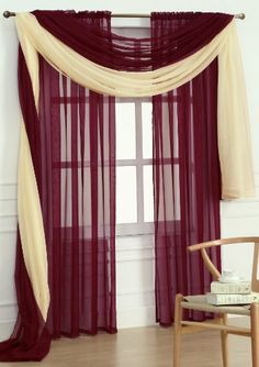 Best Of Burgundy Gold Curtains