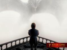 A nova temporada de #GameofThrones estreia este domingo (12/04)! Quem está ansioso? 7♥