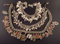 Kabyle-necklaces