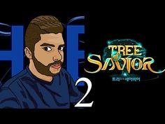 HolyBinder no Tree Of Savior | FENCER Build | 200 Followers - YouTube