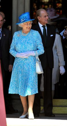 Queen Elizabeth II - Queen Elizabeth II Visits Canada - Day 7